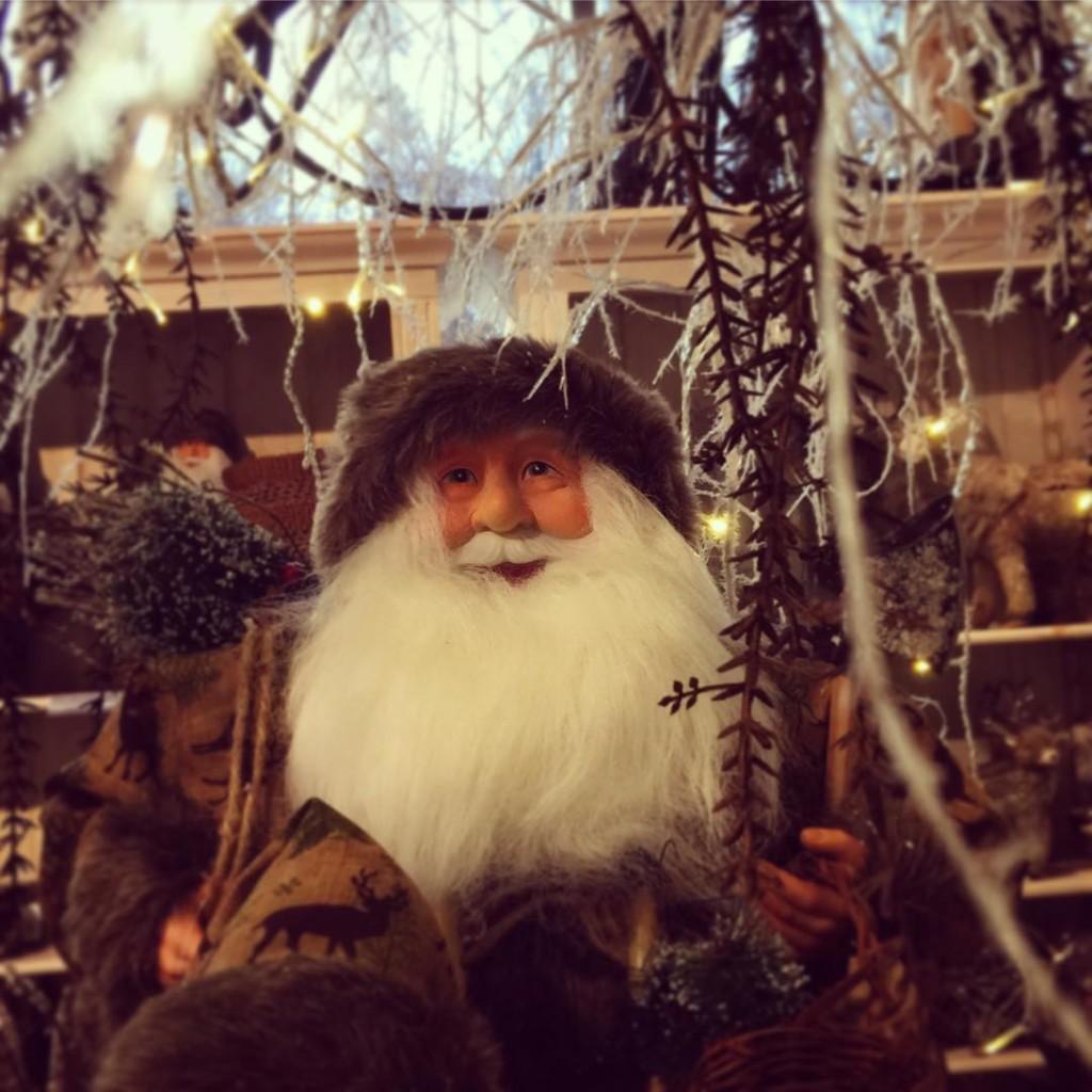 Christmas shopping today christmas christmasshopping christmastime decorations santa santaclaus lightshellip