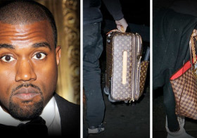 Kanye vs Louis Vuitton – What a tool!