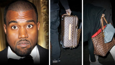 Kanye West vs. Louis Vuitton