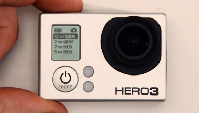 Go Pro Hero 3 resolutions explained