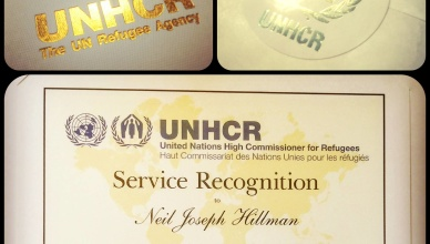 10 years dedicated service to UNHCR certificate598_4449766667402285343_o