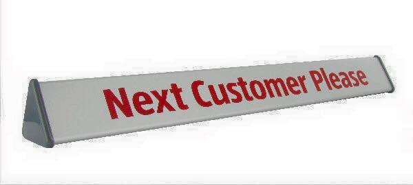 Next Customer divider bar