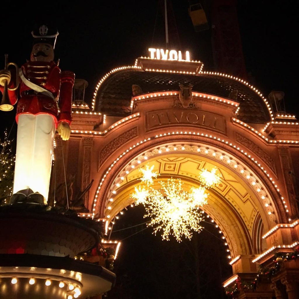 Its beginning to look alot like Christmas at Tivoli tivolihellip