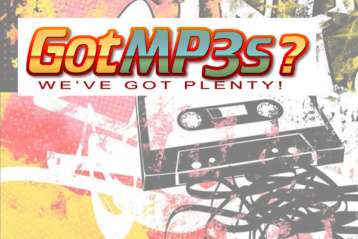 Logo design for GotMp3s.com