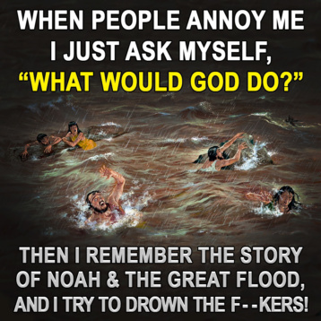 What Would God Do?